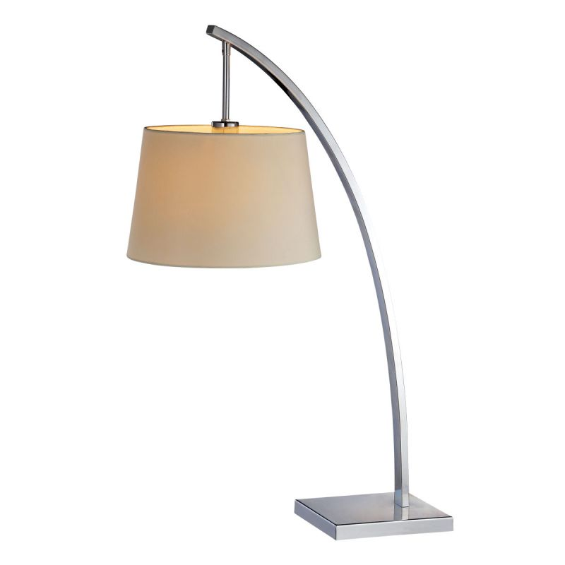 "Bromi Design B1302 Bennett 33.5"" Tall 1 Light Table Lamp with Cream"