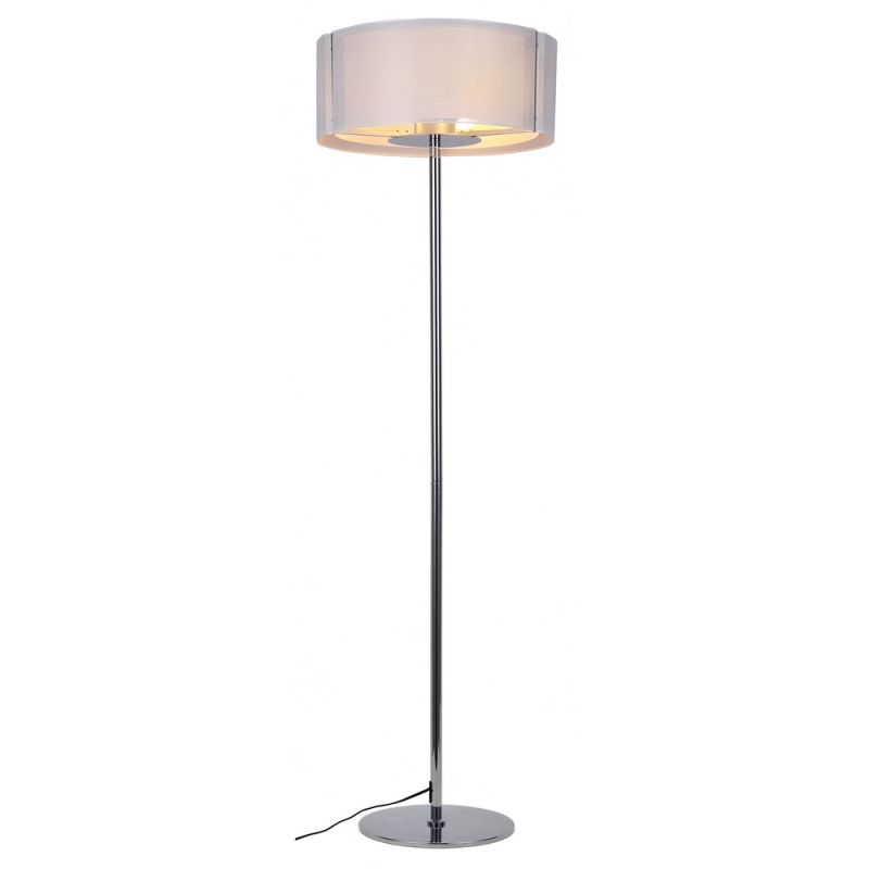 Bromi Design B3506 Lynch 3 Light Floor Lamp White Lamps Sale $306.00 ITEM: bci2566212 ID#:B3506 UPC: 700686987250 :