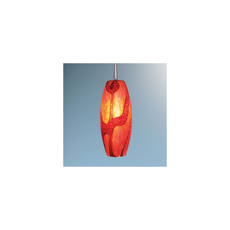 Bruck Lighting 320122 Line Voltage Pendant with Mono-Point Canopy and