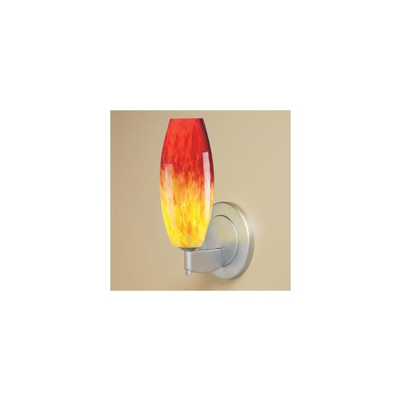 Bruck Lighting 100116 75W Transformer Up/Down Mount Wall Sconce with