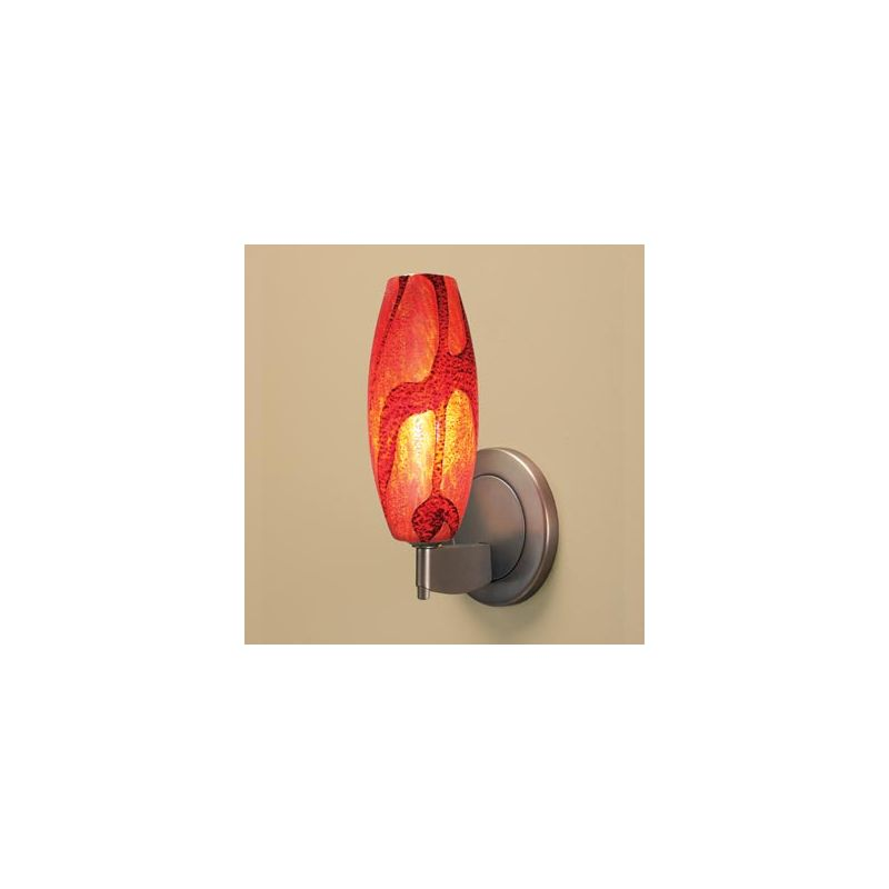 Bruck Lighting 100122 75W Transformer Up/Down Mount Wall Sconce with