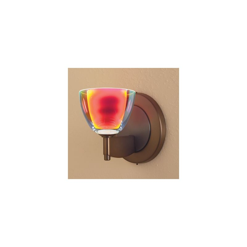 Bruck Lighting 100918 Up Light or Down Light Wall Sconce with 75W Sale $378.00 ITEM: bci1325116 ID#:100918BZ :