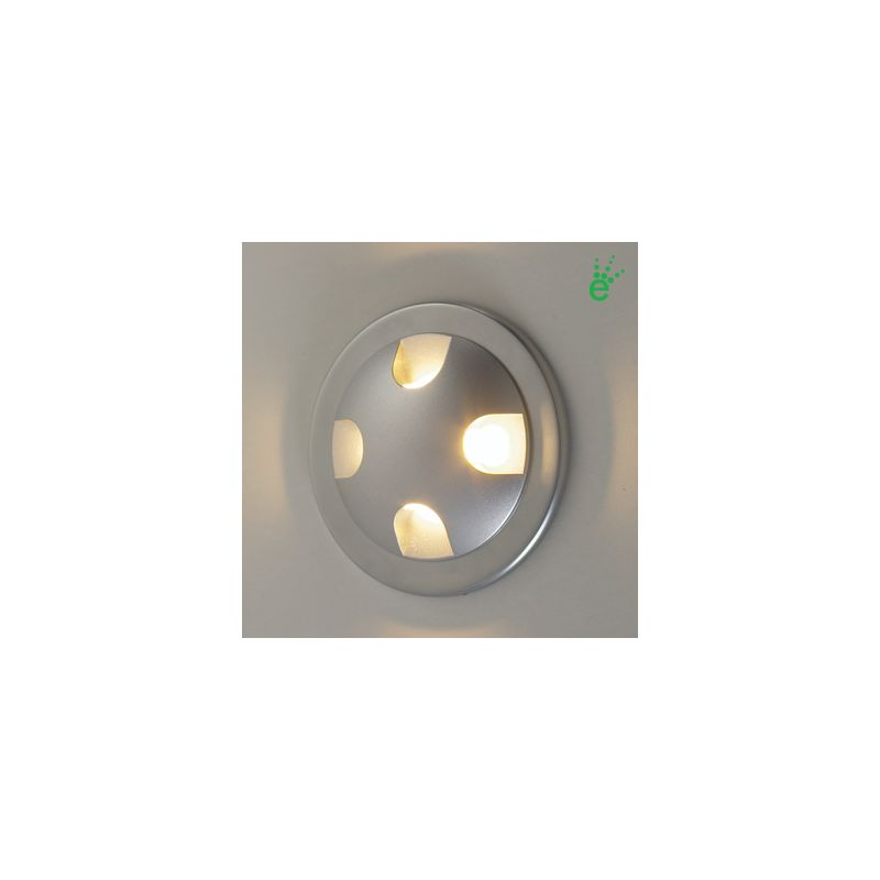 Bruck Lighting 135215 4 Light Direction Wall Light Fixture with J-Box