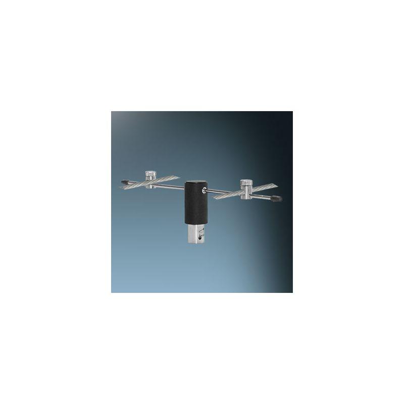 Bruck Lighting 150390 Adaptor for Uni-Light Fixture with Screw Clamps Sale $63.75 ITEM: bci1325975 ID#:150390MC :