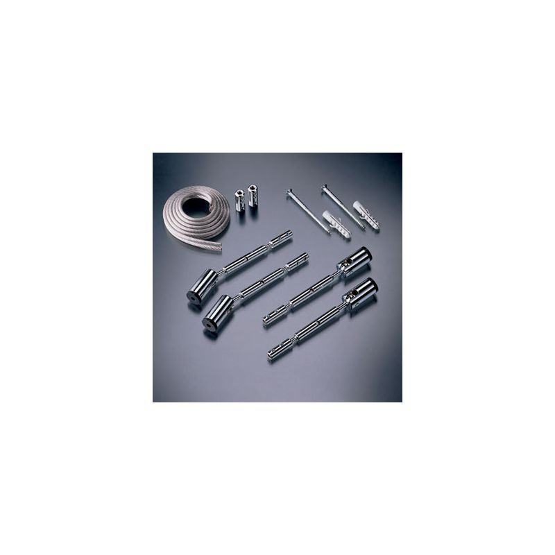 Bruck Lighting 150501 Mounting Set for Cable Run Creation for Sale $142.50 ITEM: bci1325980 ID#:150501CH :