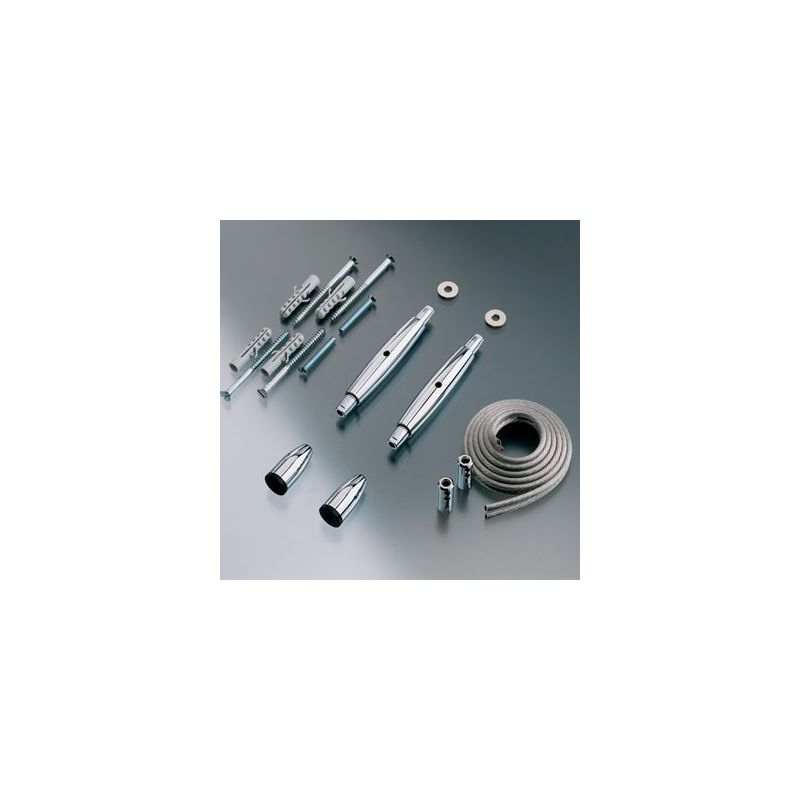 Bruck Lighting 150517 Mounting Set for Standard Cable Run for use with