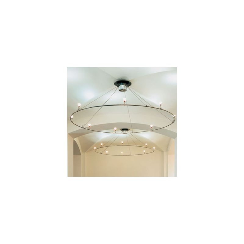 Bruck Lighting 160110 5ft. Diameter Ring Light System from the V/A Sale $1387.50 ITEM: bci1326113 ID#:160110MCGY :