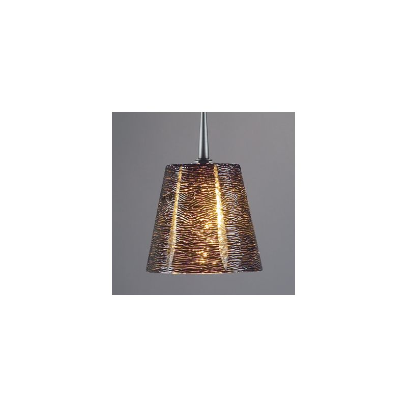 Bruck Lighting 22184 Uni-Plug Design Down Light Pendant from the Bling