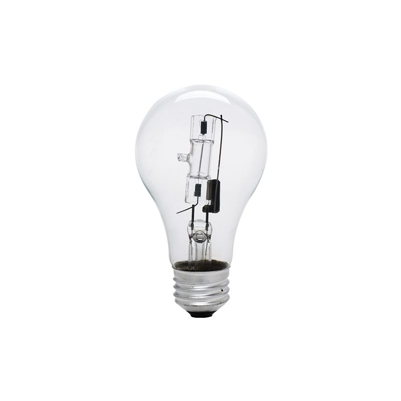 Bulbrite 115042 Pack of (20) 43 Watt Dimmable A19 Shaped Medium (E26)