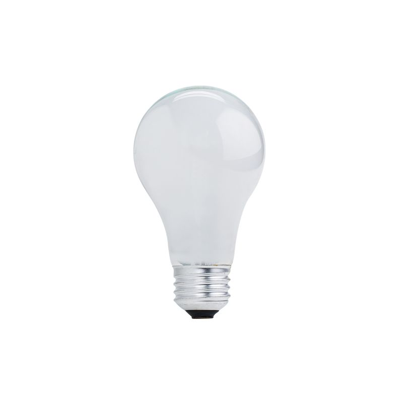 Bulbrite 115142 Pack of (8) 43 Watt Dimmable A19 Shaped Medium (E26)