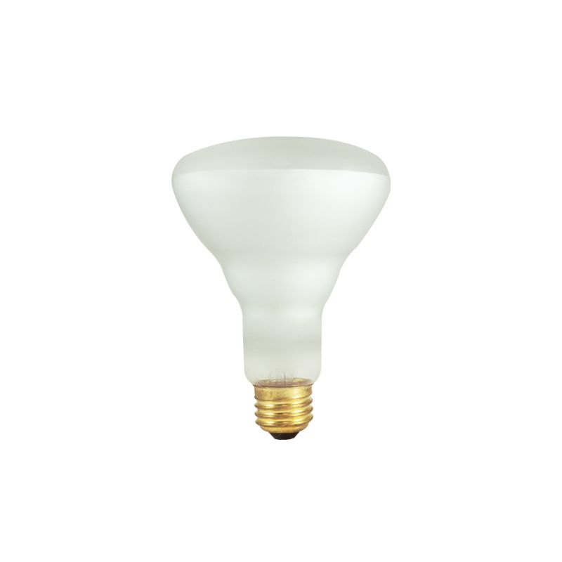 Bulbrite 248026 Pack of (10) 65 Watt Clear Dimmable BR30 Shaped Medium