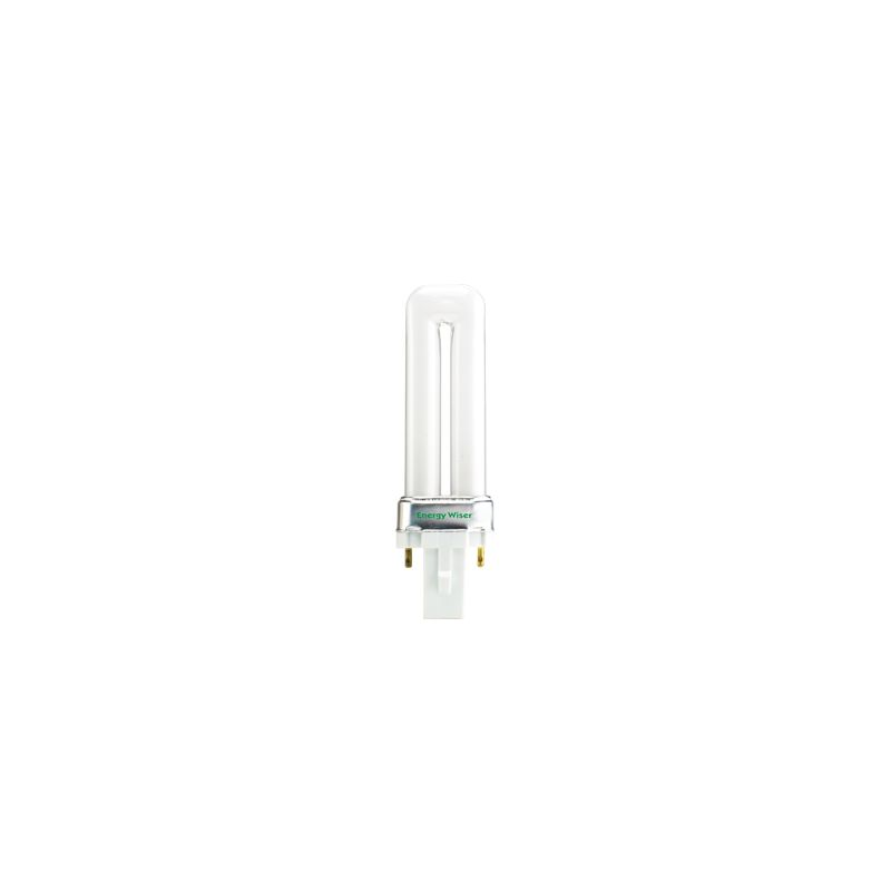 Bulbrite 524025 Pack of (4) 5 Watt Cool White Non-Dimmable T4 Shaped