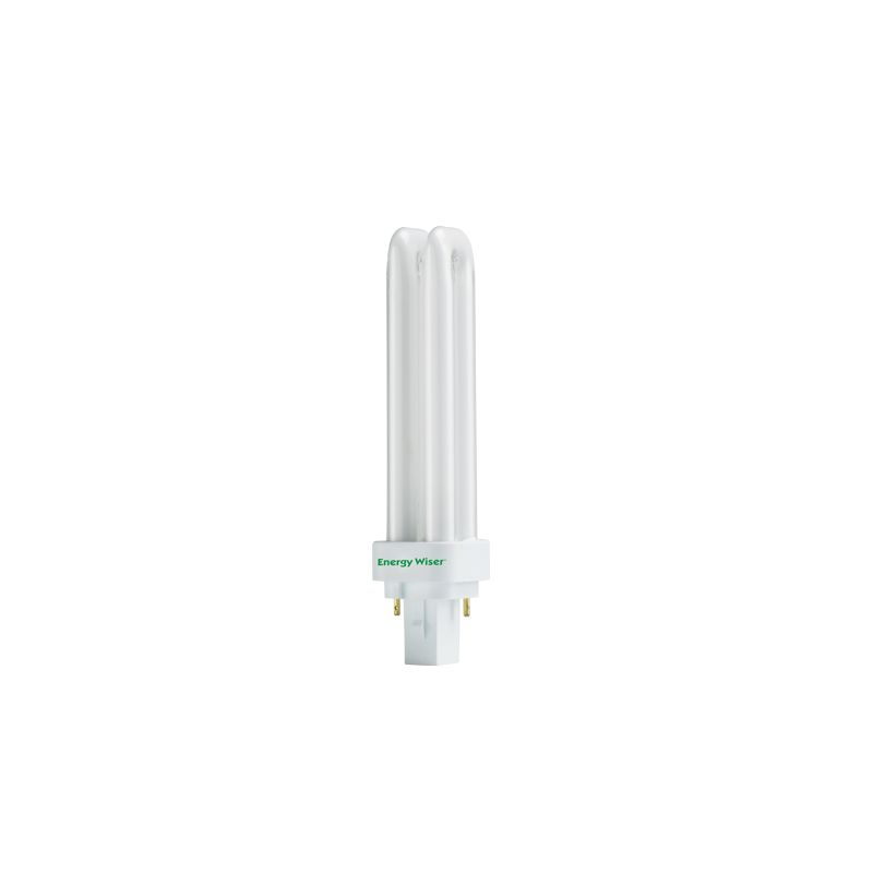 Bulbrite 524128 Pack of (10) 18 Watt Soft White Non-Dimmable T4 Shaped