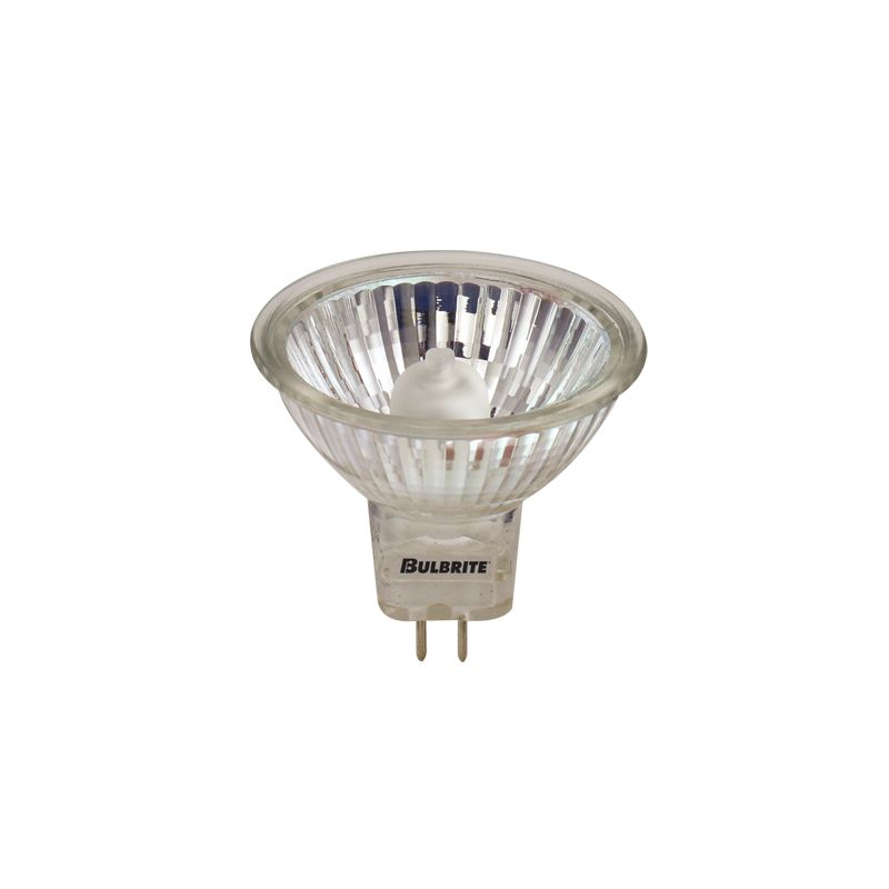 Bulbrite 620050 Pack of (5) 50 Watt Dimmable MR16 Shaped GU5.3 Base