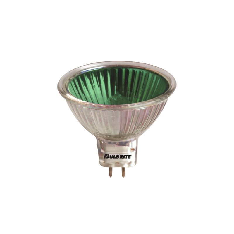 Bulbrite 637250 Pack of (4) 50 Watt Dimmable MR16 Shaped GU5.3 Base