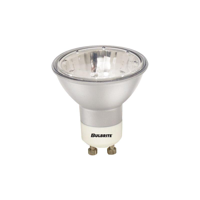 Bulbrite 638051 Pack of (5) 50 Watt Dimmable MR16 Shaped GU10 Base