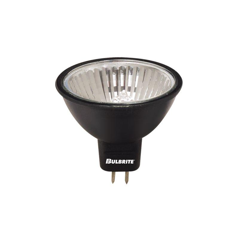 Bulbrite 638350 Pack of (5) 35 Watt Dimmable MR16 Shaped GU5.3 Base