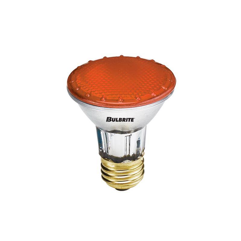 Bulbrite 683502 Pack of (5) 50 Watt Dimmable PAR20 Shaped Medium (E26)