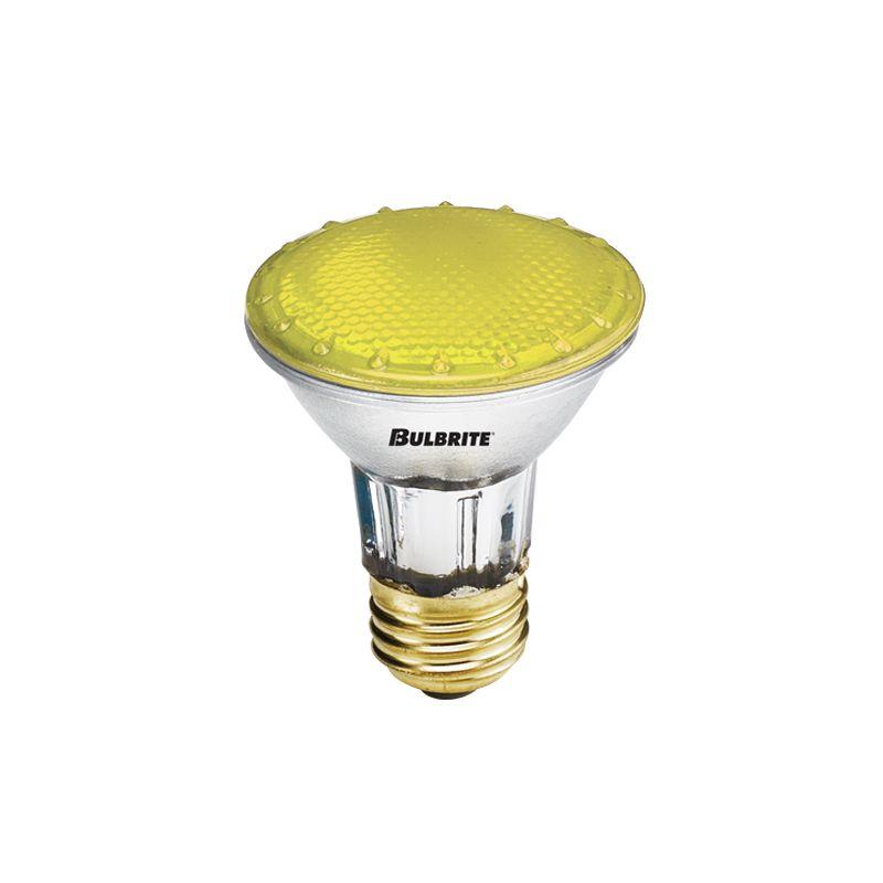 Bulbrite 683508 Pack of (5) 50 Watt Dimmable PAR20 Shaped Medium (E26)