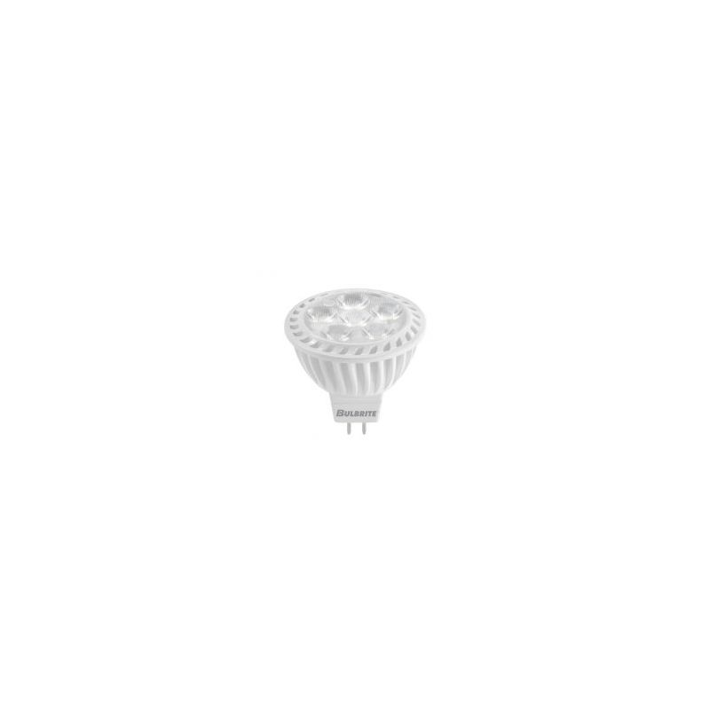 Bulbrite 771092 Pack of (2) - Multifaceted Reflector 7.7 Watt Dimmable