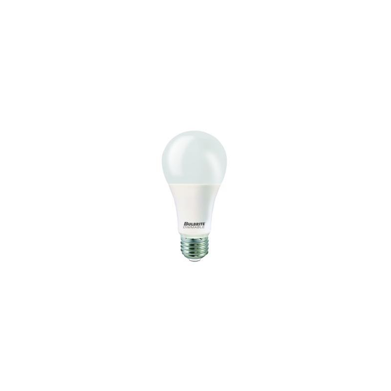 Bulbrite 774103 Pack of (2) - A-Series 15 Watt Dimmable A21 Shaped