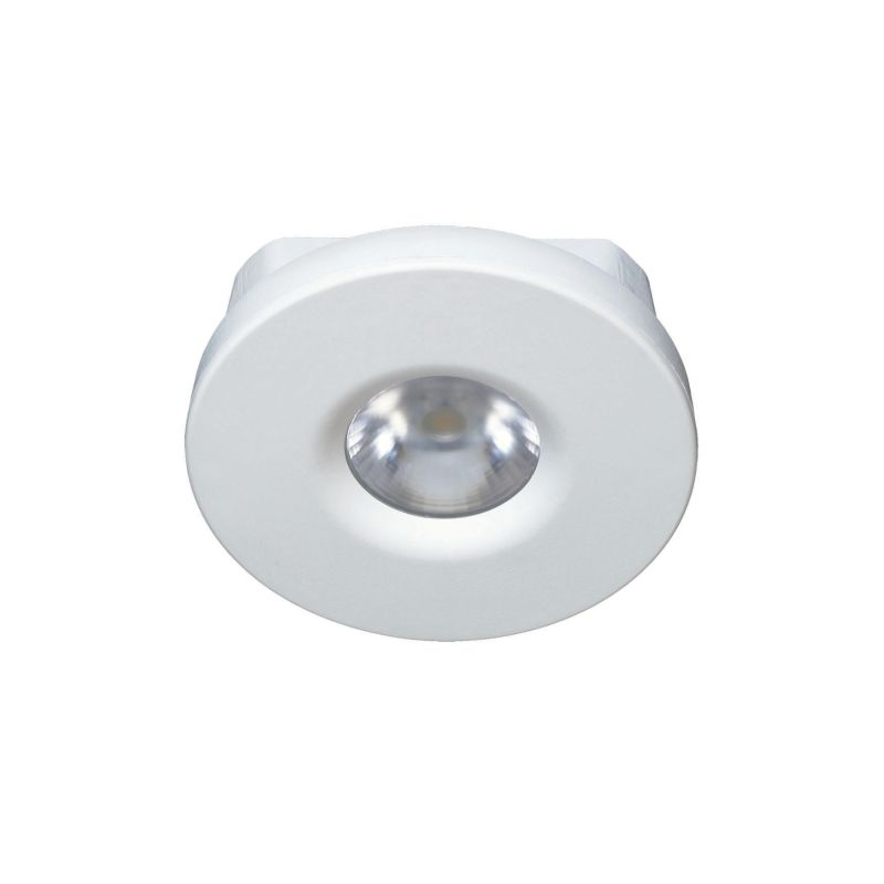 Bulbrite 775611 ELEVA Dimmable 3000K LED Magnetic Recessed Retrofit