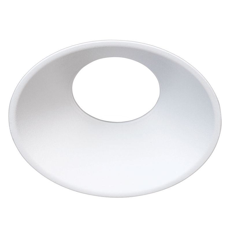 Bulbrite 775720 ELEVA Magnetic Retrofit Round Reflector Trim White