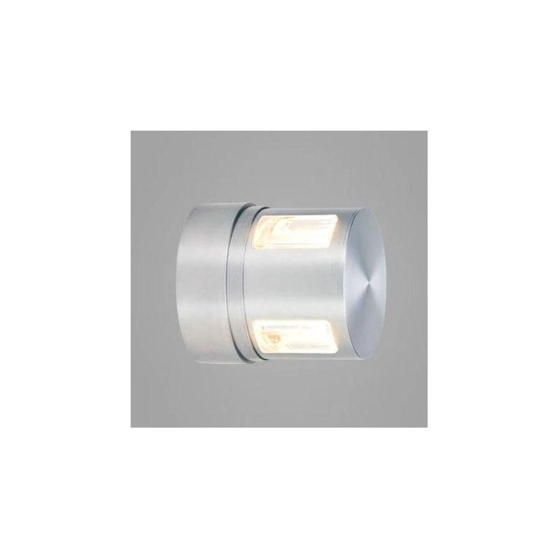 csl lighting ss2028b sa satin aluminum 5 diameter compass two optic