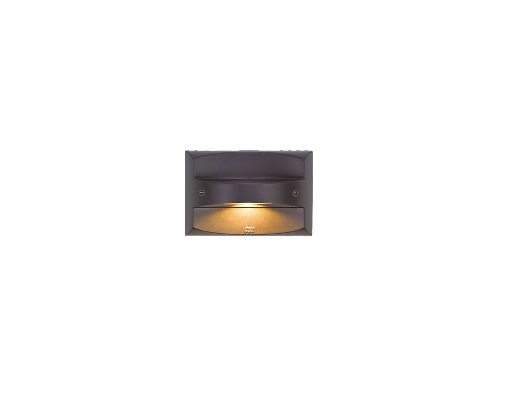 csl lighting ss3001 bz bronze 4 5 wide led step light from the