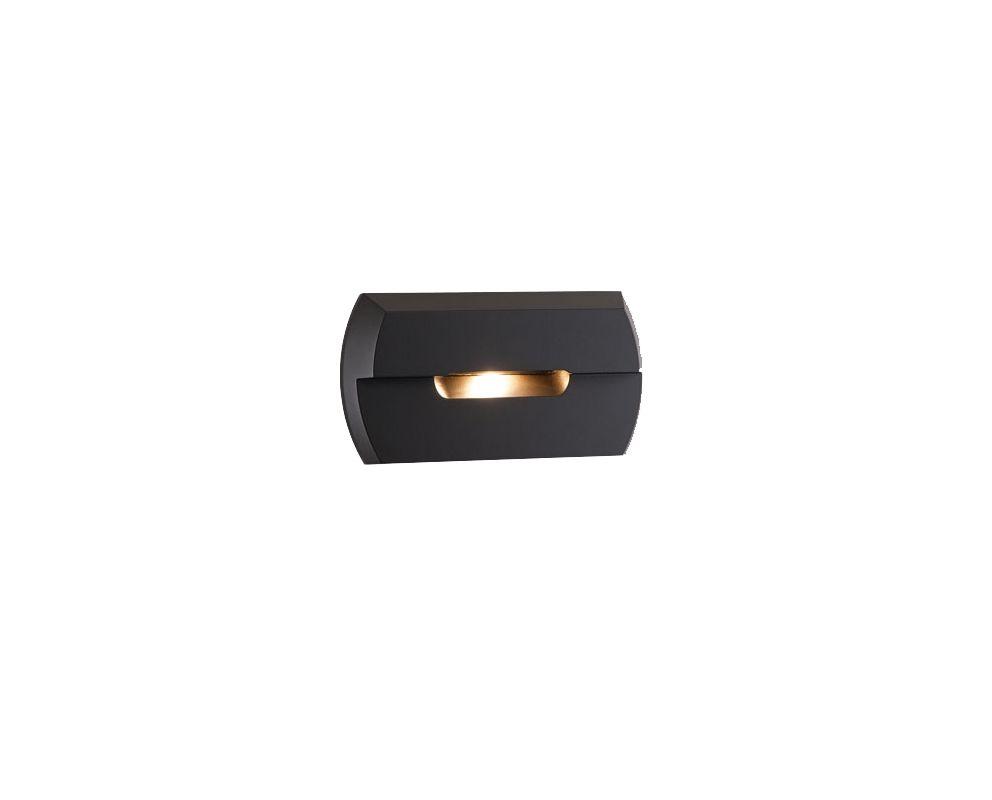 csl lighting ss3004 bz bronze wide horizontal rectangular led