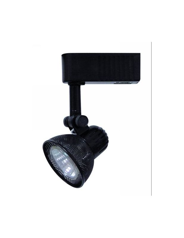 Cal Lighting LT-192/75W 1 Light Adjustable Track Head for LT Series
