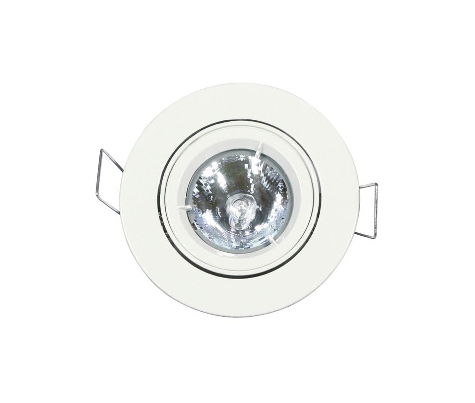 Cal Lighting BO-601 Lighting Trim Only - 12V 50W Max MR-16 Socket Sale $25.30 ITEM: bci886810 ID#:BO-601-WH UPC: 20193601006 :