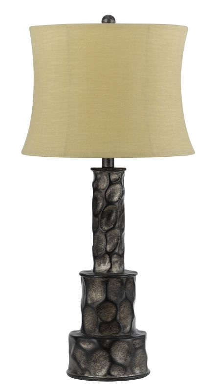 Cal Lighting BO-2221TB Danbury 1 Light Pedestal Base Table Lamp Black Sale $169.50 ITEM: bci2379681 ID#:BO-2221TB UPC: 20193107430 :