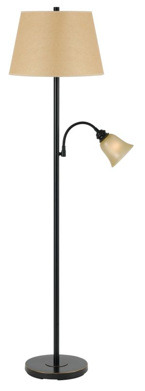 Cal Lighting BO-2391FL 2 Light Pedestal Base Floor Lamp Dark Bronze Sale $212.50 ITEM: bci2379776 ID#:BO-2391FL-DB UPC: 20193133187 :