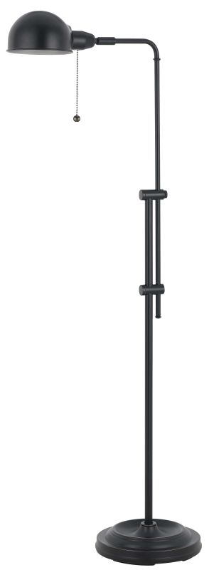 Cal Lighting BO-2441FL 60W Croby Pharmacy Floor Lamp With Adjustable Sale $156.90 ITEM: bci2235511 ID#:BO-2441FL-ORB UPC: 20193135181 :