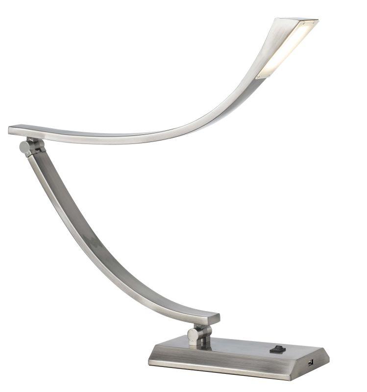 Cal Lighting BO-2447TB LED 6W Adjustable Desk Lamp With Usb Plug Sale $206.80 ITEM: bci2235522 ID#:BO-2447TB UPC: 20193135303 :