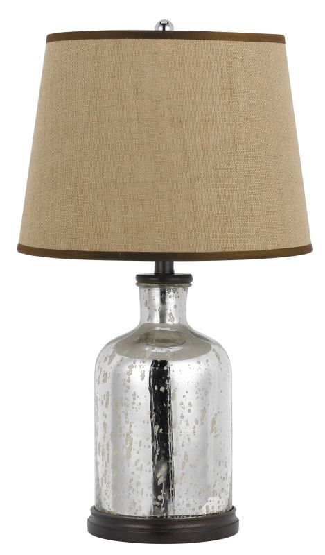 Cal Lighting BO-2488TB 1 Light Pedestal Base Table Lamp Mirror Lamps Sale $167.00 ITEM: bci2379822 ID#:BO-2488TB UPC: 20193141120 :