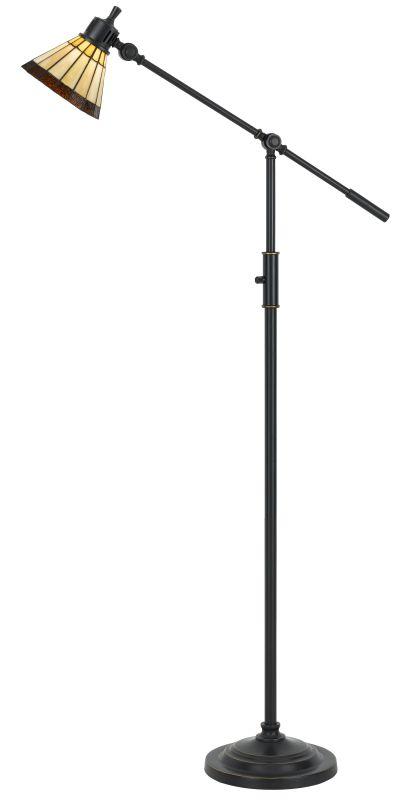 "Cal Lighting BO-2667FL Tiffany Single Light 60.5"" Tall 7 Watt LED Boom Sale $277.00 ITEM: bci2969929 ID#:BO-2667FL UPC: 20193162859 :"