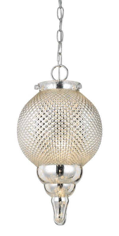Cal Lighting FX-3572/1P Teardrop 1 Light Pendant Glass Indoor Lighting Sale $210.00 ITEM: bci2559158 ID#:FX-3572/1P UPC: 20193156360 :