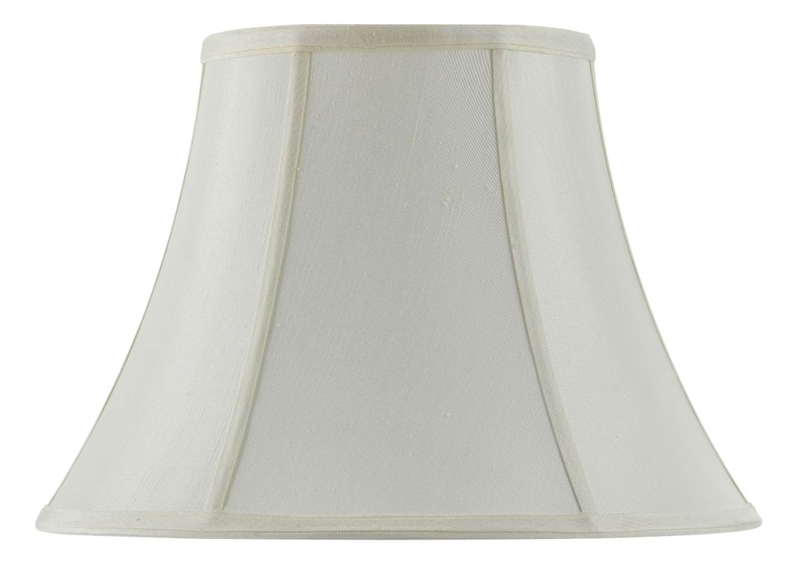 Cal Lighting SH-8104-18 Bell Replacement Shade Eggshell Accessory