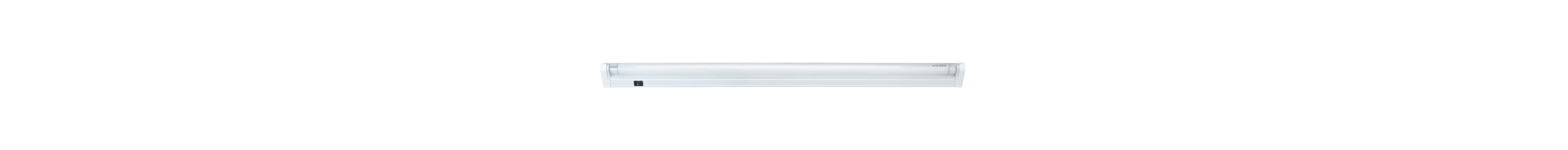 """Cal Lighting UF-21W-41K 34.4"""" T5 Fluorescent Under Cabinet Light White"""