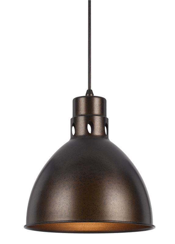 Cal Lighting UP-1109-6 Webster 1 Light Pendant - Canopy Included Rust Sale $73.40 ITEM: bci2620722 ID#:UP-1109-6-RU UPC: 20193157893 :