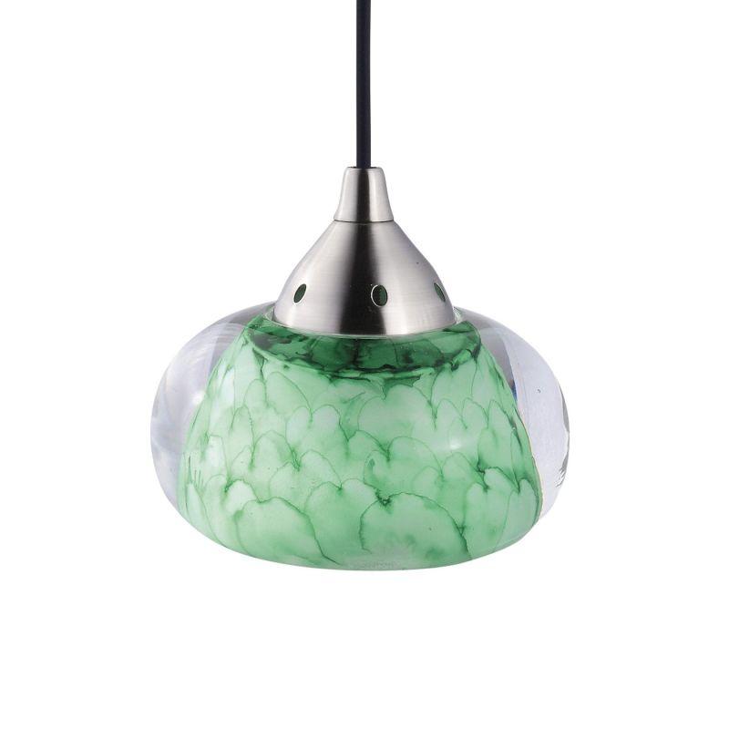 Cal Lighting UP-921-GRN/6 1 Light Uni-Pack Mini Pendant with Green Sale $75.90 ITEM: bci2418630 ID#:UP-921-GRN/6-BK UPC: 20193101070 :