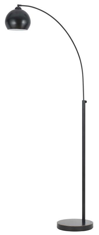 Cal Lighting BO-2030-1L Single Light 100 Watt Arc Floor Lamp with Sale $301.10 ITEM: bci1653305 ID#:BO-2030-1L-DB UPC: 20193102602 :