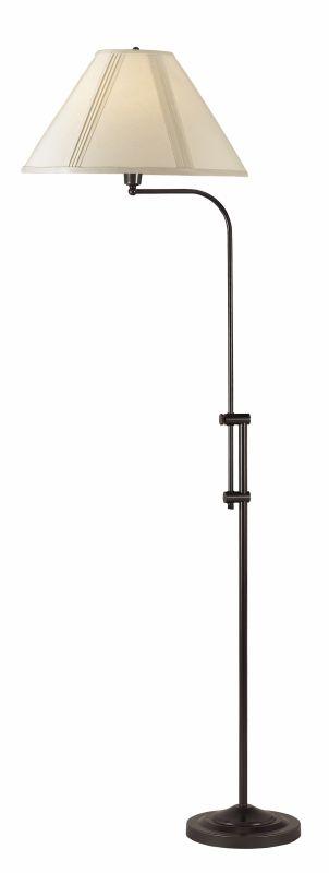 "Cal Lighting BO-216 150 Watt 67.5"" Metal Pharmacy Floor Lamp with"