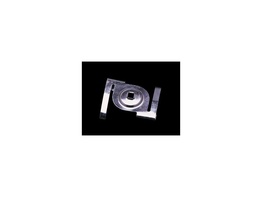 Cal Lighting HT-295 T-Bar Clip for HT Track Systems Chrome Indoor