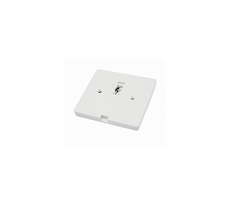 Cal Lighting HT-297 Square Low Voltage Monopoint Plate for HT Track Sale $16.40 ITEM: bci886638 ID#:HT-297-WH UPC: 20193006986 :