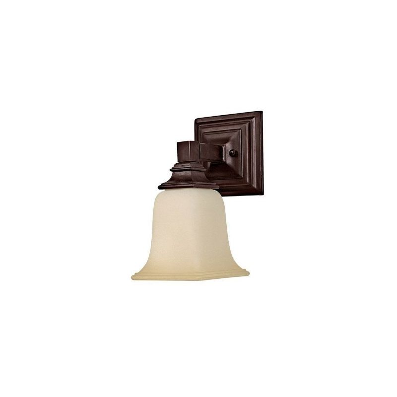 Capital Lighting 1061-140 1 Light Wall Sconce Mediterranean Bronze