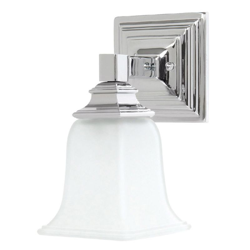 Capital Lighting 1061-142 Capital Vanities 1 Light Bathroom Sconce