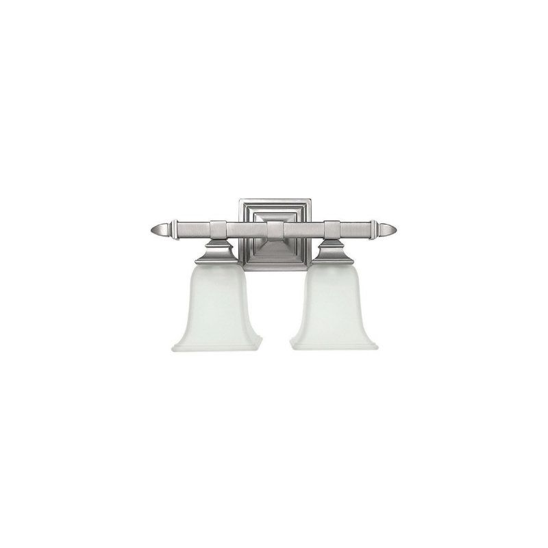 """Capital Lighting 1062-142 Capital Vanities 2 Light Bathroom Vanity Sale $89.90 ITEM: bci1172391 ID#:1062MN-142 UPC: 841224024768 Product Features: Finish: Chrome , Light Direction: Down Lighting , Width: 14"""" , Height: 10"""" , Genre: Traditional , Bulb Type: Compact Fluorescent, Incandescent , Number of Bulbs: 2 , Fully covered under Capital Lighting warranty , Location Rating: Indoor Use :"""